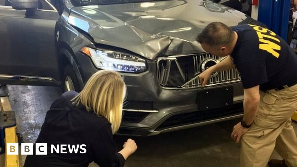 Uber ends Arizona driverless car programme