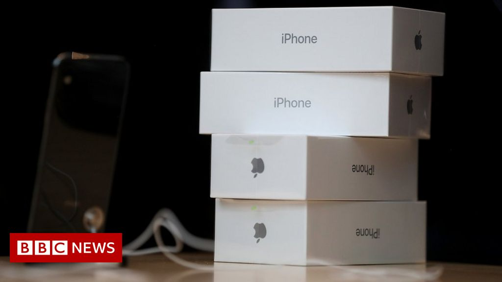 Apple investigated by France for 'planned obsolescence' - BBC News