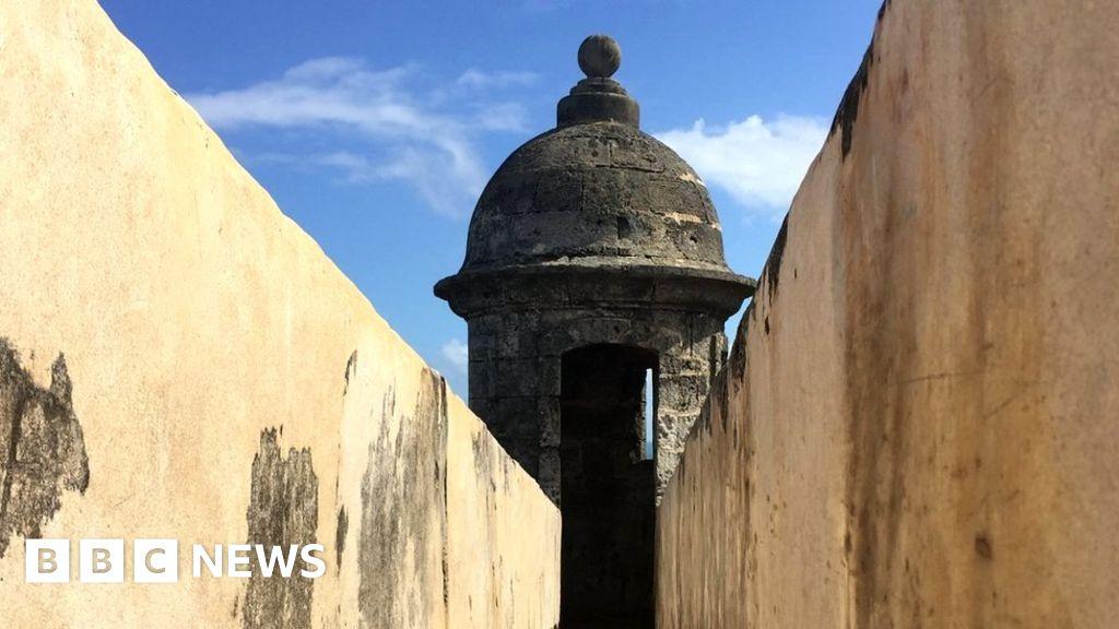 Puerto Rico profile - Timeline - BBC News