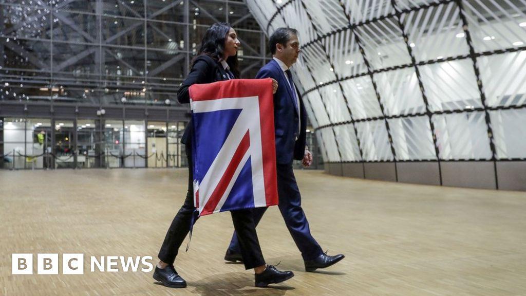 British EU exit EU: Parliament makes tough demands for talks