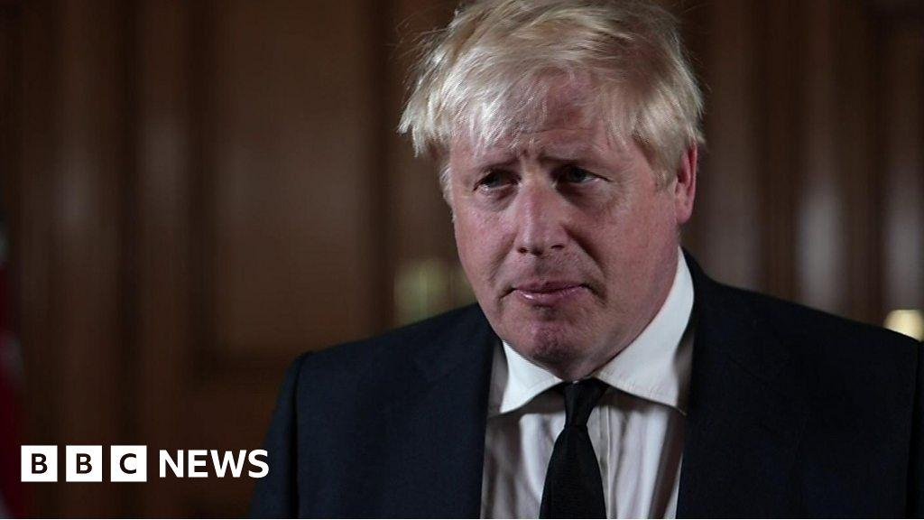 Boris Johnson pays tribute to Conservative MP Sir David Amess