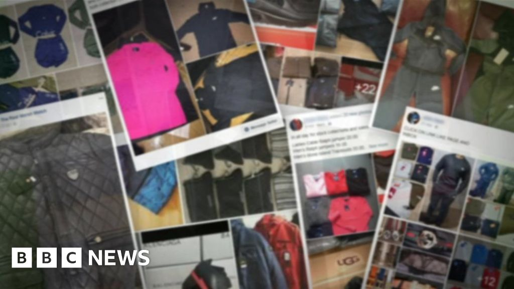 44fd0151887 Facebook counterfeit sellers revealed in BBC investigation - BBC News