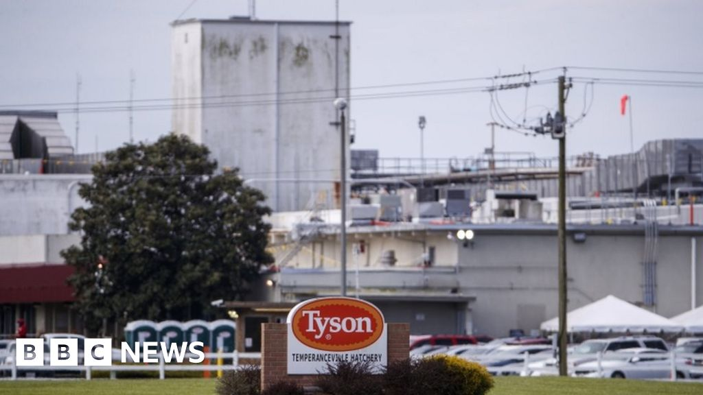 Tyson Food managers bet on workers getting Covid-19, lawsuit says