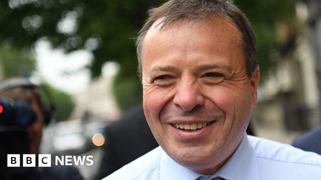 Arron Banks: Brexit donor paid thousands to Lesotho government minister