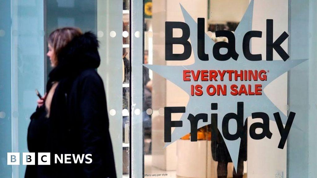 Loan sharks cash in on Black Friday spending spree