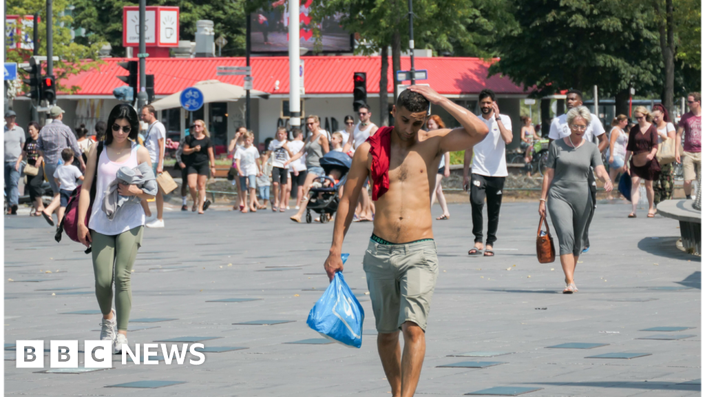 Climate change: 2019 Europe s warmest year on record