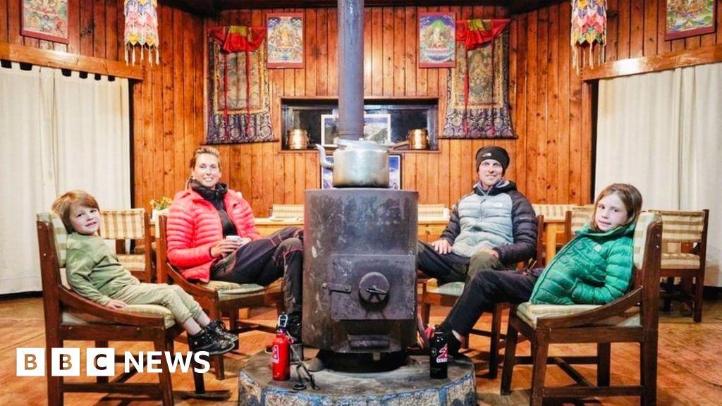 Coronavirus: Aberdeen family get the green light for end-Nepal-Lockdown