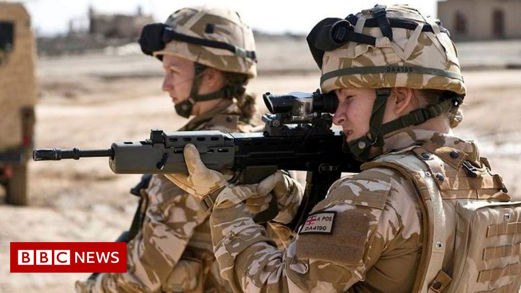 Could More Women Soldiers Make The Army Stronger Bbc News