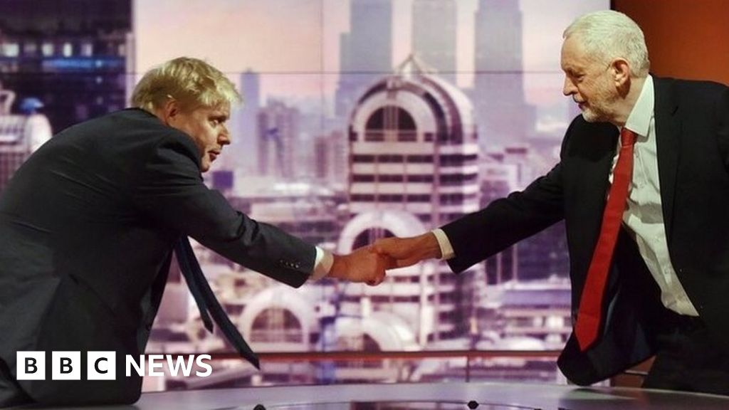 General election 2019: Boris Johnson and Jeremy Corbyn to face off in TV debate