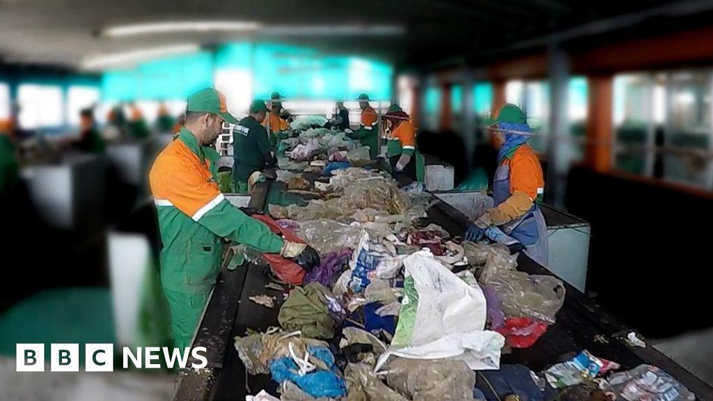'I was a scavenger, now I run the dump'