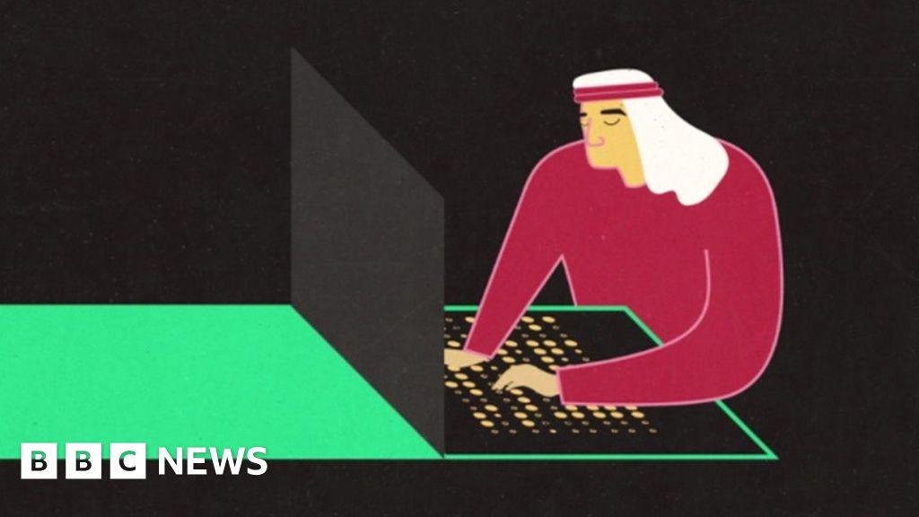 Saudis seek virtual freedoms denied in real life