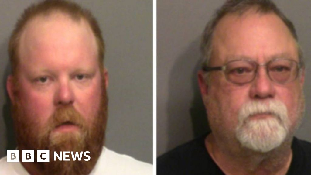 Georgia judge denies bond for father and son in Ahmaud Arbery case