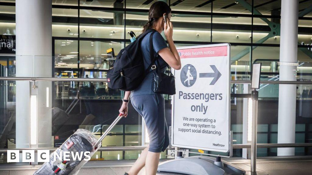 Covid-19: Ireland ends mandatory hotel quarantine for travellers