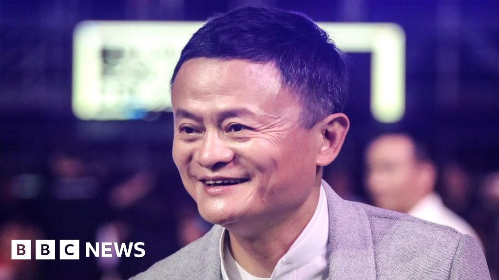 Jack Ma's Ant Group set for record $34bn stock market listing
