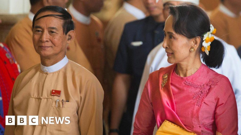 Win Myint Elected New Myanmar President Bbc News