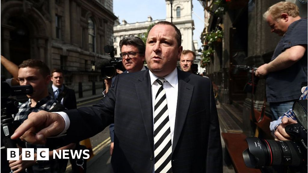 Sports Direct's Mike Ashley faces shareholder unrest at annual meeting