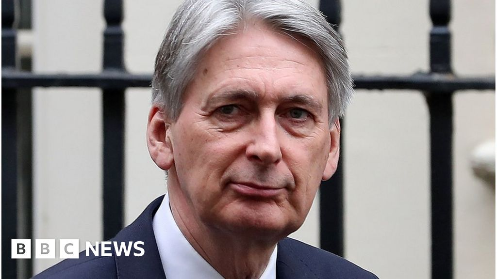 Hammond's visit to China not going ahead