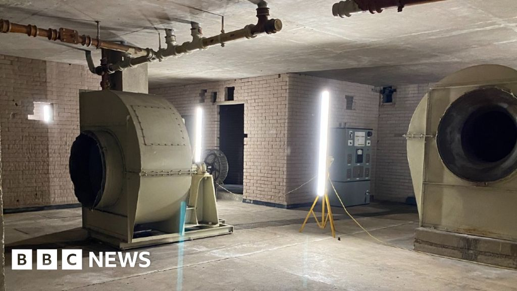 Nottingham listed Cold War bunker to go up for sale