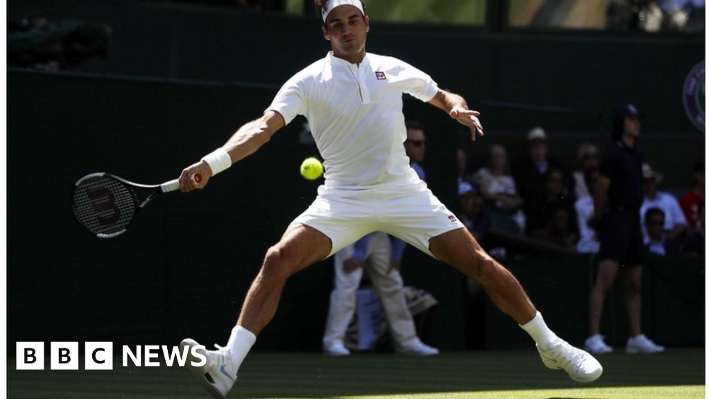 850bef5ab5726 Roger Federer drops decades-old Nike partnership for Uniqlo - BBC News