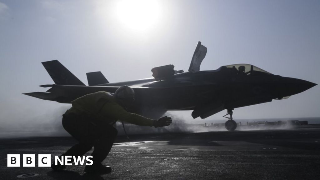 US military grounds all F-35 jets
