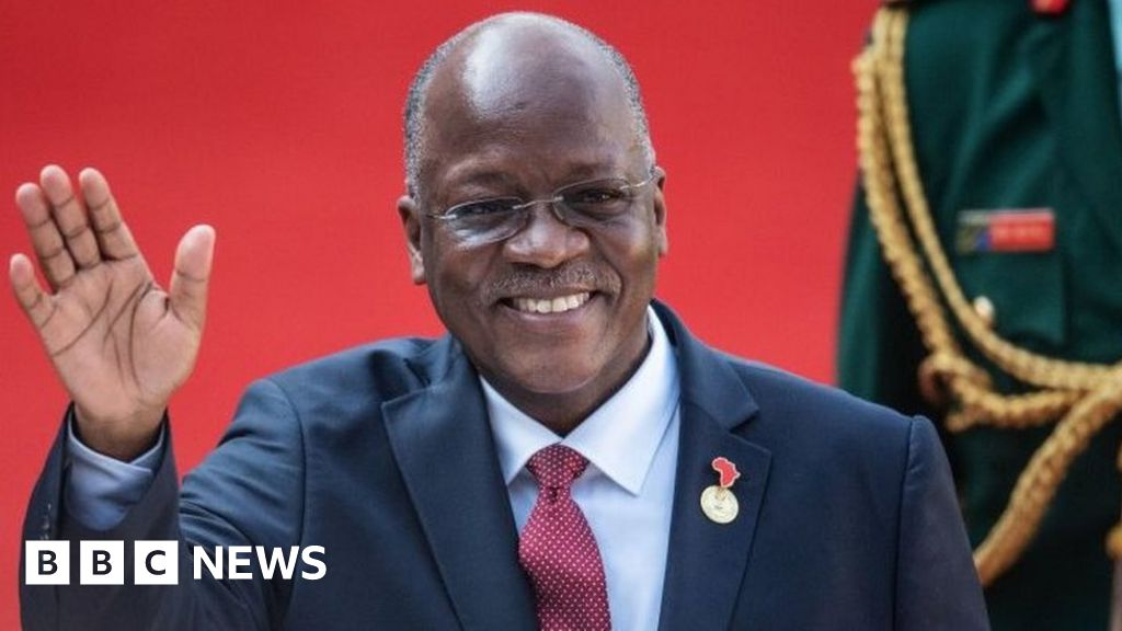 Coronavirus: John Magufuli declares Tanzania free of Covid-19 ...