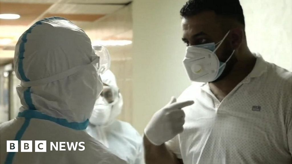 Coronavirus: 'I killed my mother with my own hands'