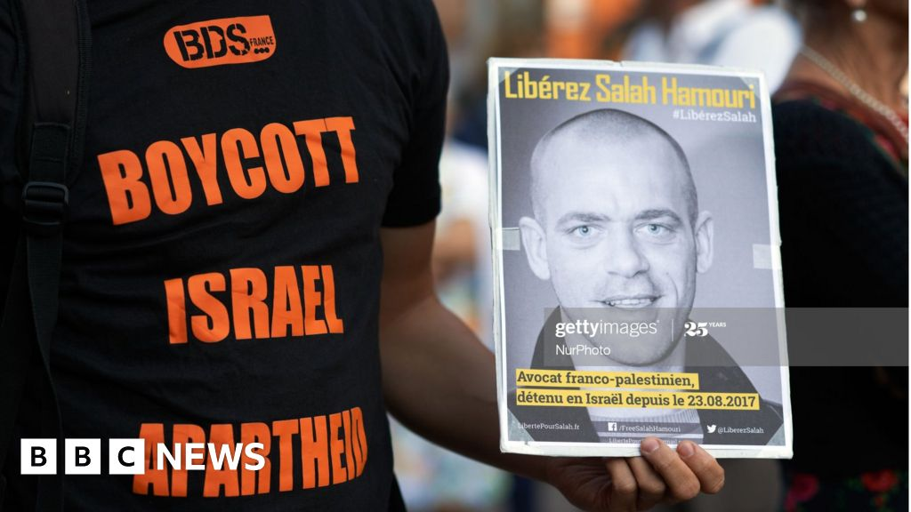 BDS Israel boycott group is anti-Semitic, says US