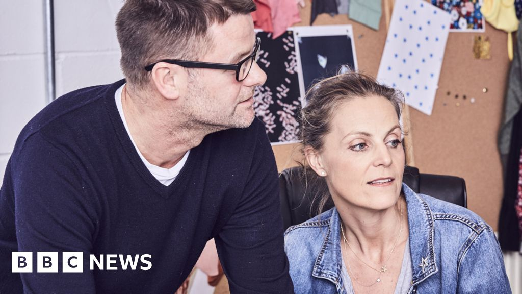 The Husband And Wife Behind Fashion Label Hush Bbc News