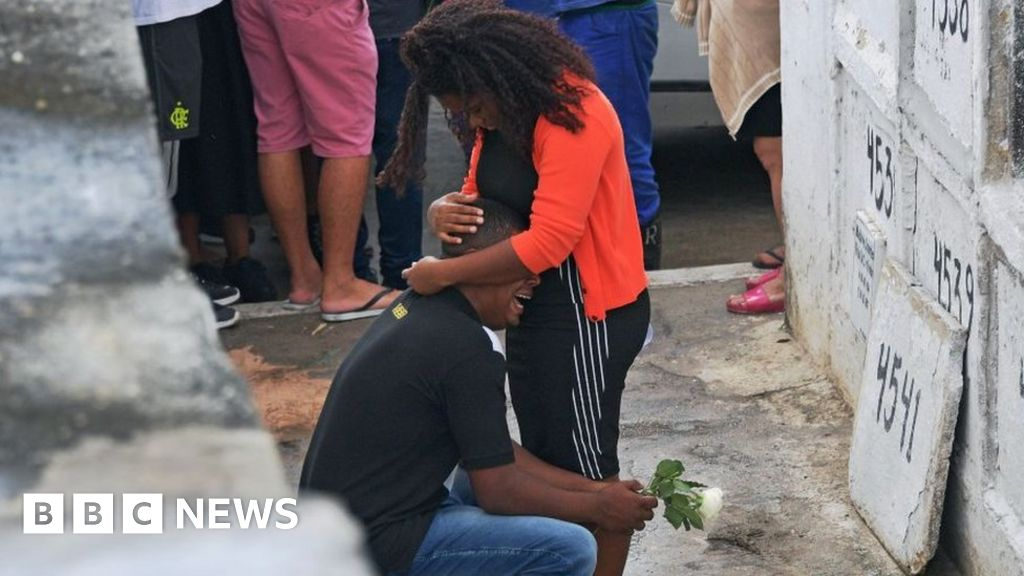 Five people a day killed by Rio police in 2019