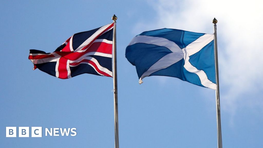 UK government Covid surveys included questions on union