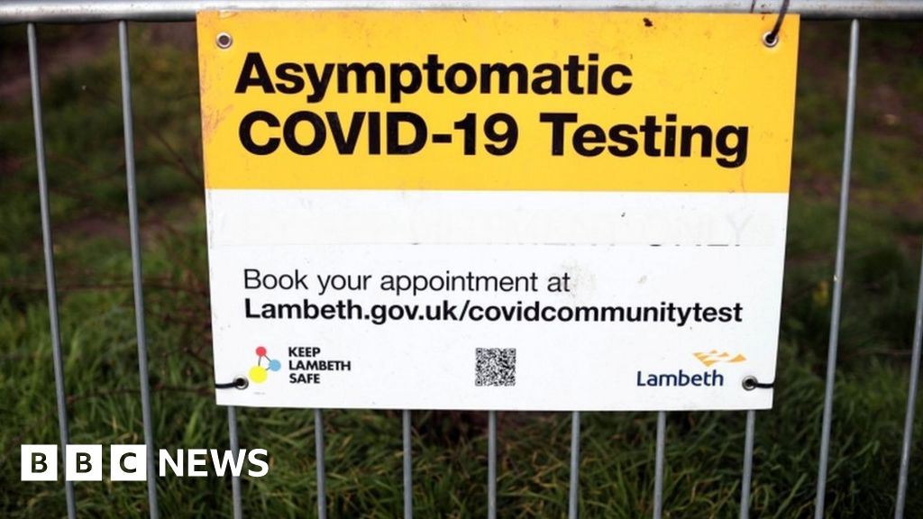 Covid: Surge testing in Wandsworth and Lambeth after South African variant cluster found