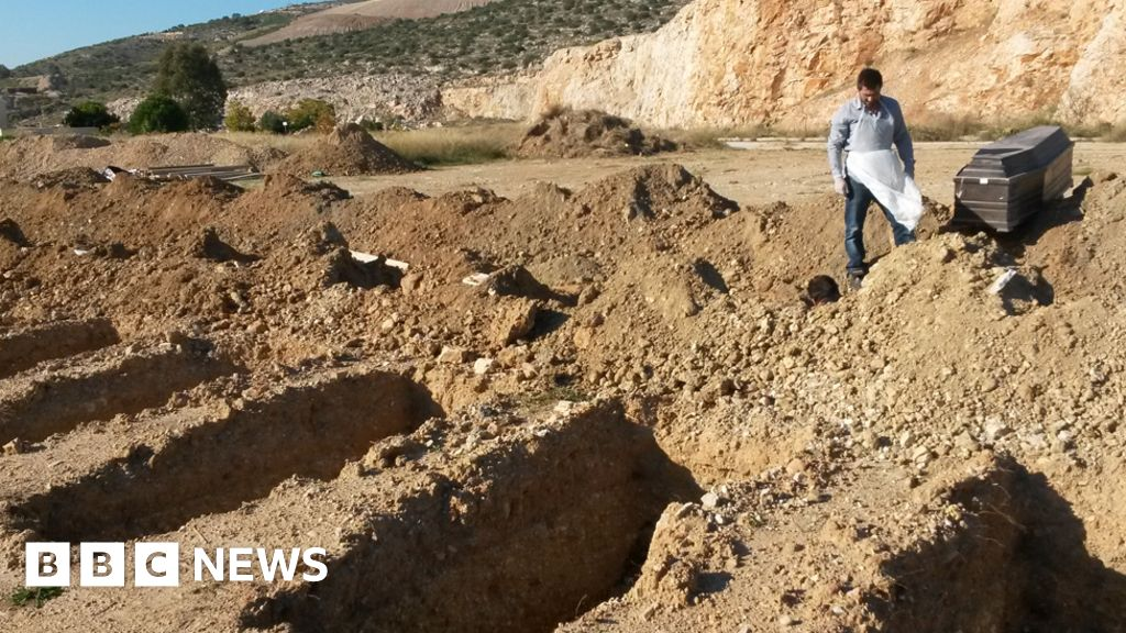 Why Greeks are exhuming their parents
