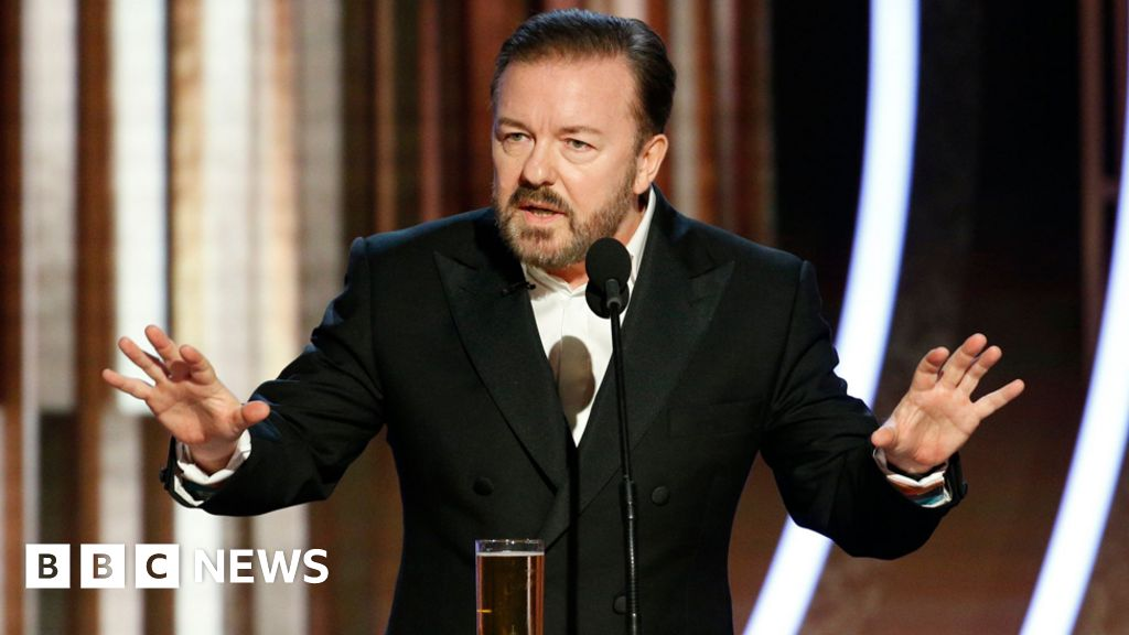 Golden Globes 2020: Ricky Gervais's best jokes and other highlights