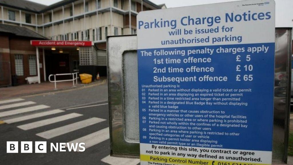 Coronavirus: NHS staff to get free parking