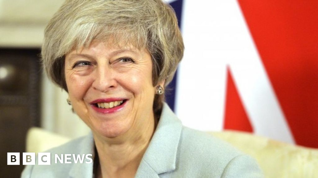 MPs must hold their nerve on Brexit – May