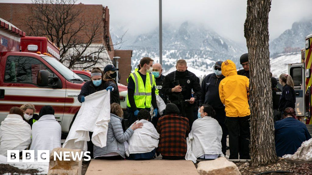 Boulder shooting: Ten victims and suspects identified by police