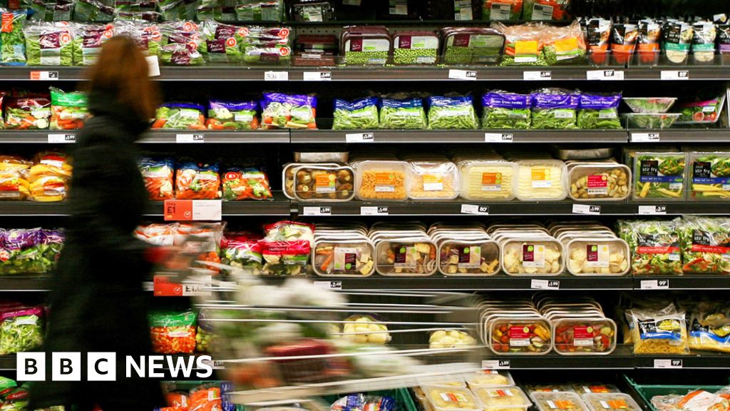 Sainsbury's pledges to halve plastic packaging by 2025