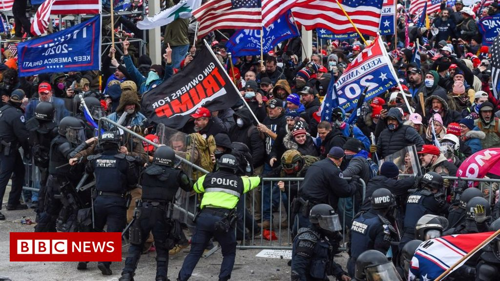 Capitol riots: Panel of Americans 'shocked' and 'disgusted'