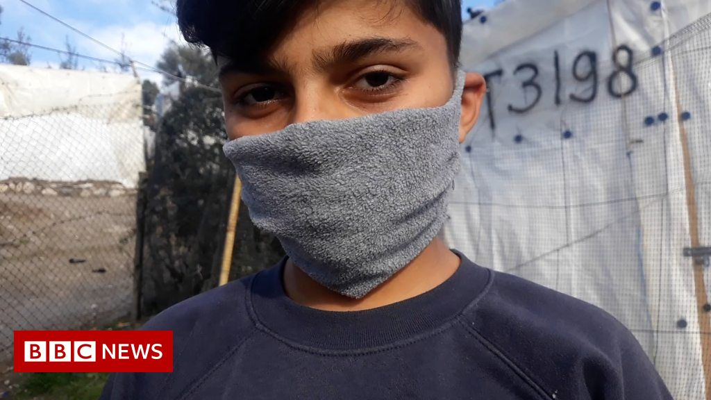 Corona Virus: Protect yourself in a migrant-camp