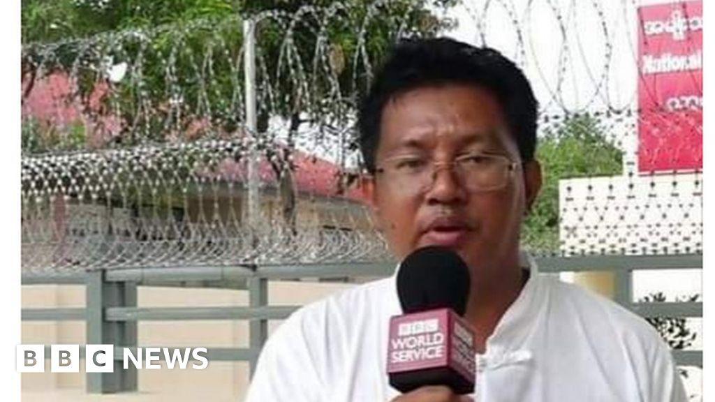 Myanmar coup: BBC journalist Aung Thura has been released