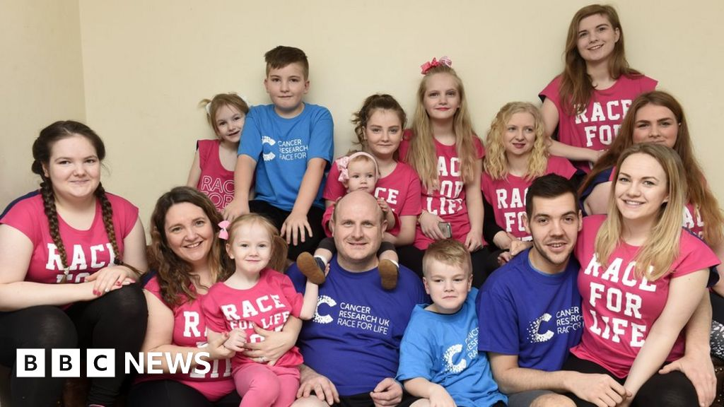 Coronavirus: Dundee father of 13 tests positive for Covid-19