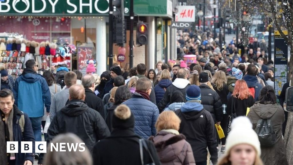 November shopper footfall down as Black Friday bites