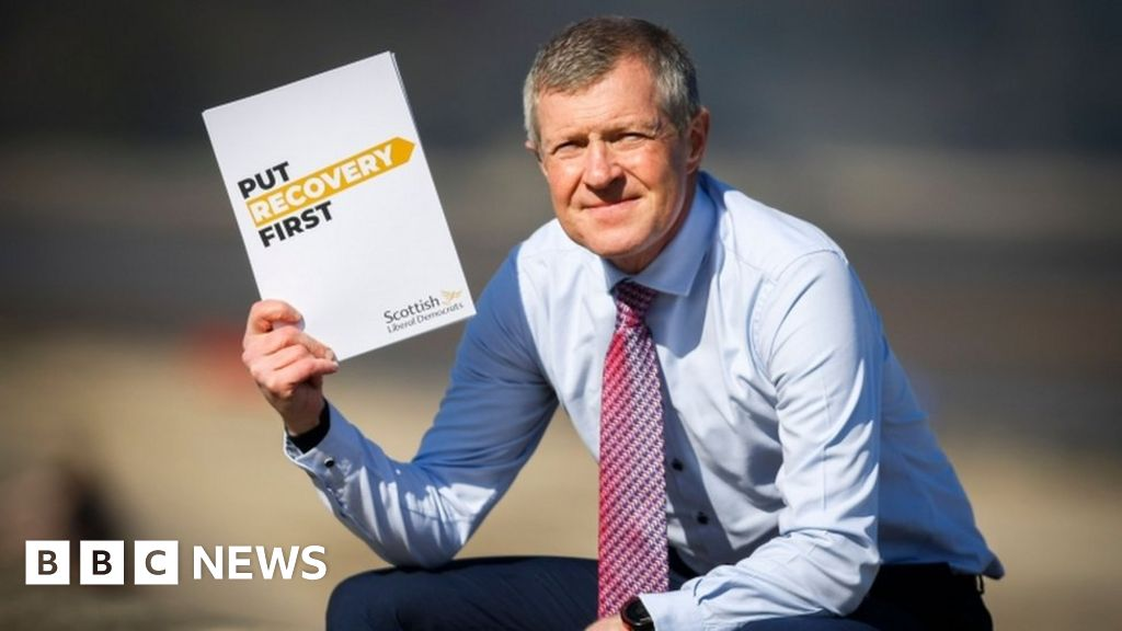 Scottish election 2021: Liberal Democrat manifesto pledges to 'put recovery  first' - BBC News