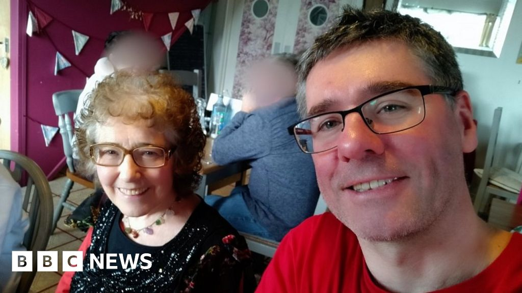 Coronavirus: 'Phone apps helped me spend time with my dying mum'