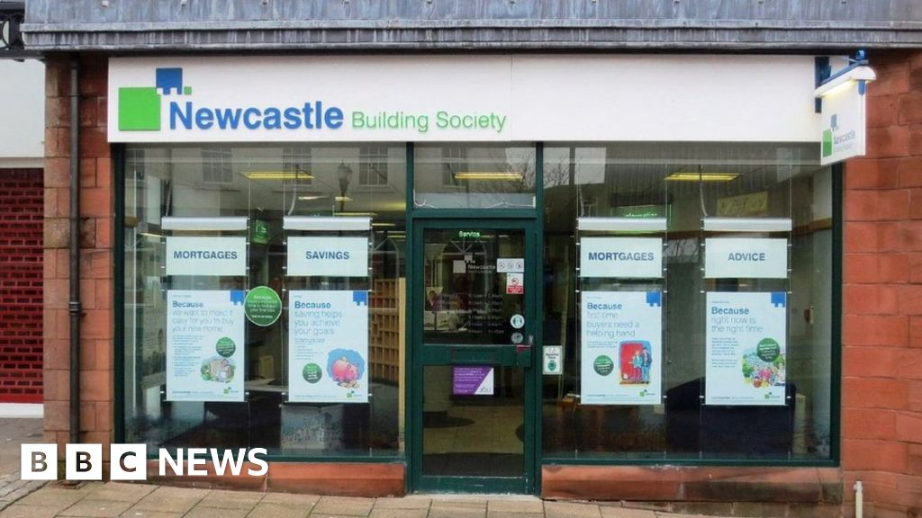 Building Society Dumfries