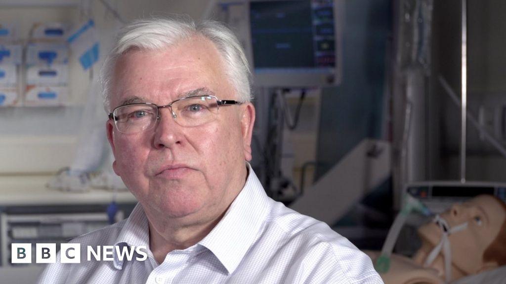 Birthday Honours 2021: Covid ventilator tests bring MBE for professor
