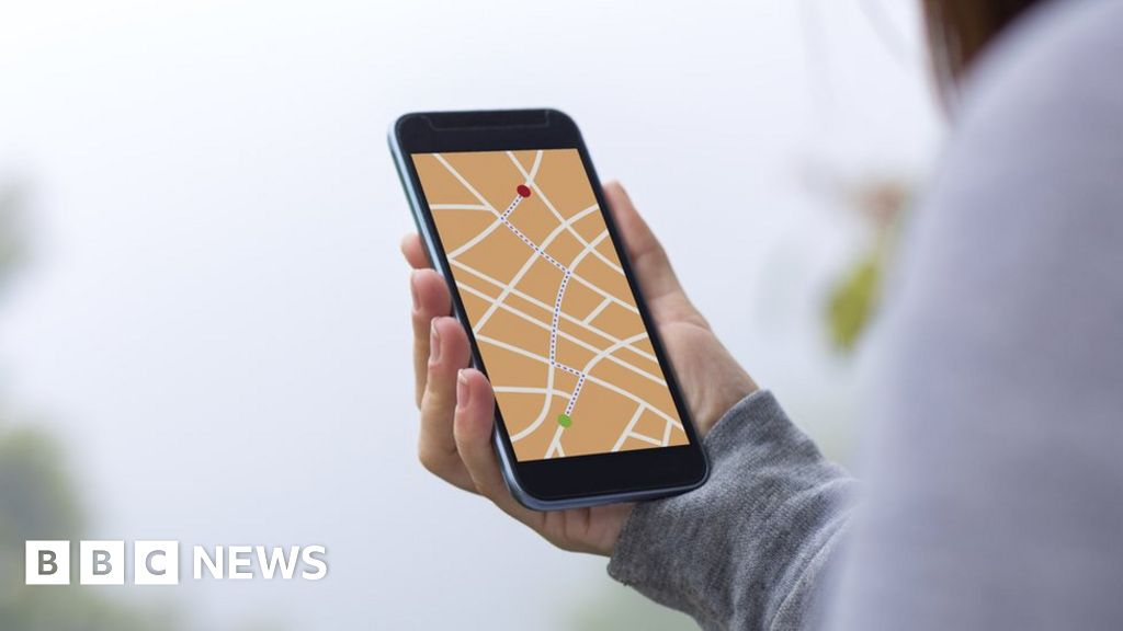 Smartphone map used to end 'abduction'