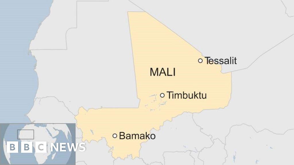 Mali Violence Nigerian Peacekeeper Killed In Timbuktu Bbc News