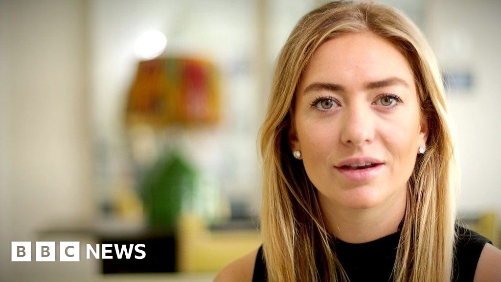 Bumble: Female-founded dating app tops $13bn in market debut - BBC News