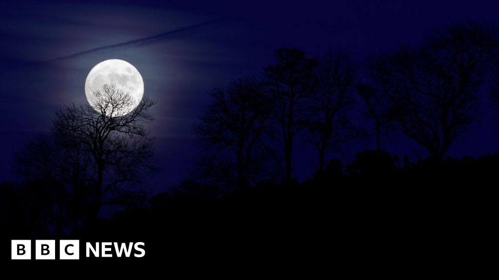 Rare 'blue moon' to enchant Halloween stargazers